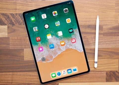 你期待么?新款iPad Pro或将采用圆角屏幕设计