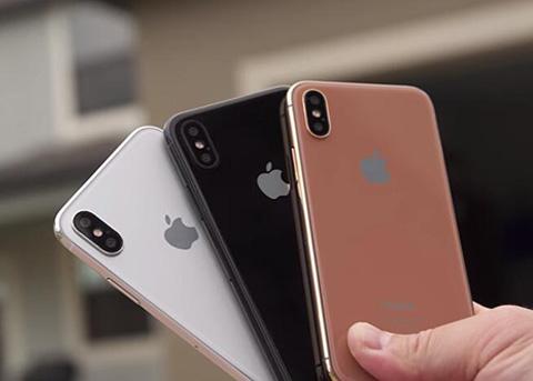 iPhone8有什么颜色?iPhone8三种配色版本上手视频