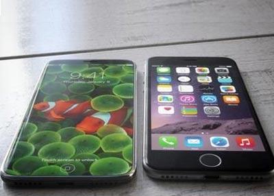 竞争压力变大 外媒:苹果急需iPhone8救场