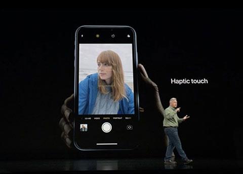 移除3D Touch后,苹果计划扩展iPhone XR的振动触控功能