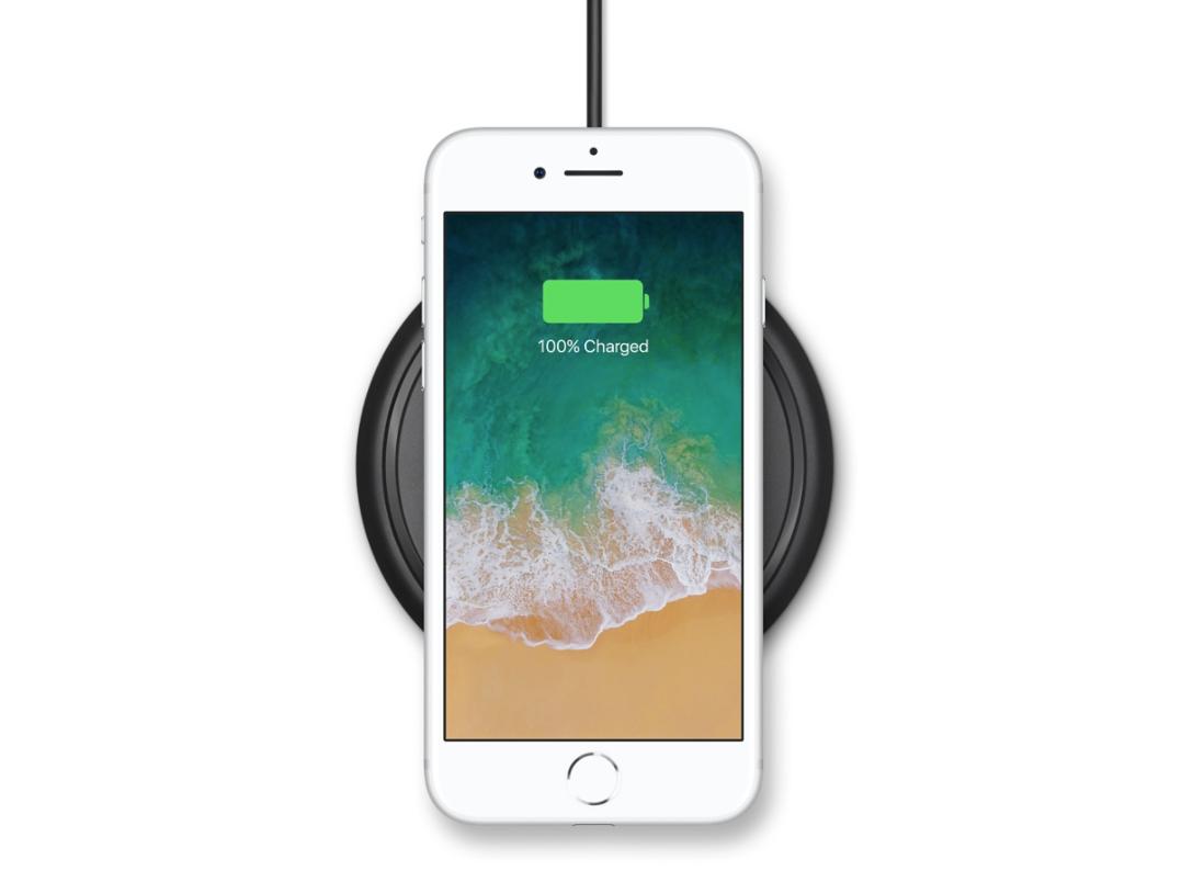 iOS11.2新惊喜:iPhone X无线快充支持7.5W