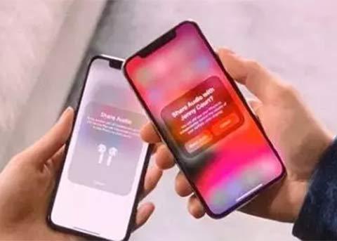 iOS13新功能:两对 AirPods 可同时连接一台 iPhone