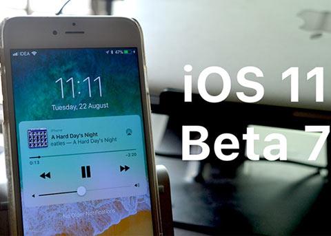 iOS11 beta7值得升级吗?如何升级iOS11 beta7?