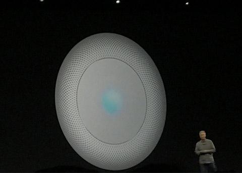 苹果发布智能音响 但HomePod为什么那么贵