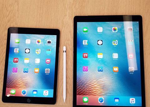 新iPad vs 10.5英寸iPad Pro 该选谁?