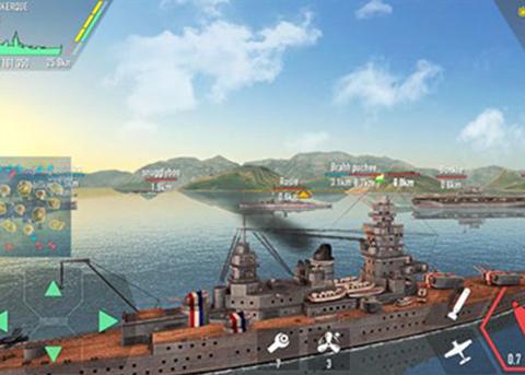 战舰之战修改版iOS下载:拥有无限美元无限黄金无限铂