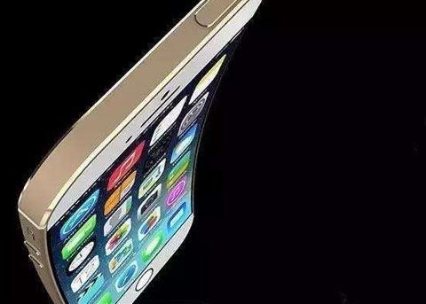 苹果又获得了一个与弯曲屏幕相关的专利