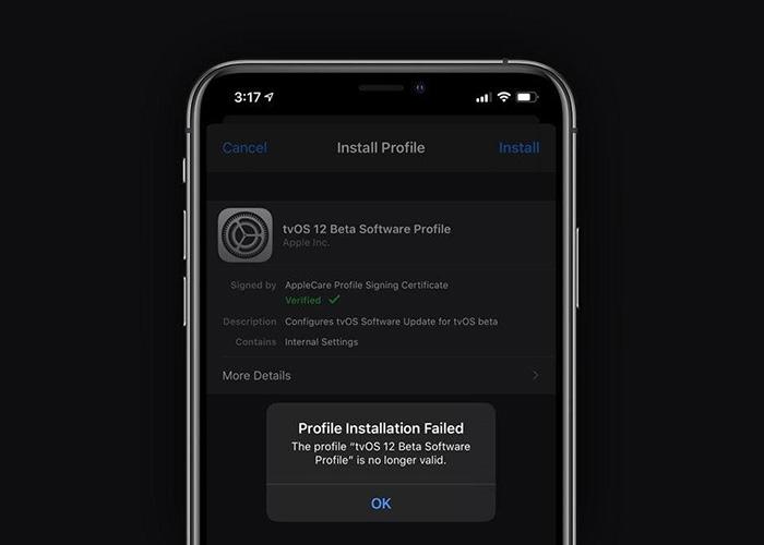 iOS屏蔽更新文件失效解决办法:可以用这两个方法屏蔽iOS13更新