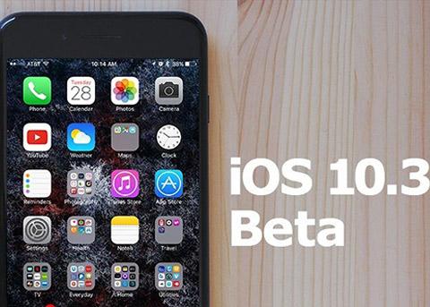 苹果发布iOS10.3.2 beta2公测版本 你准备更新么?