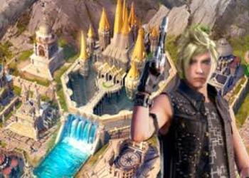 《最终幻想15:新帝国》手游 新西兰区上架