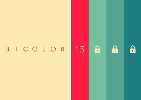 【Apple Store免费兑换】Bicolor:设计简约挑战十足