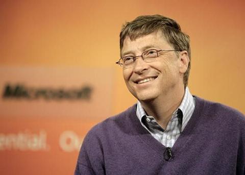 比尔·盖茨开通微信公众号 并用中文向大家问好