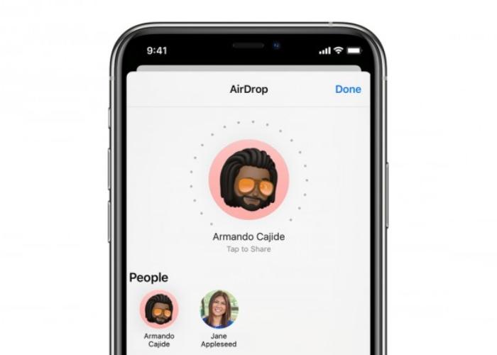 苹果AirDrop存在安全漏洞 会将电话号码和电子邮件暴露给陌生人