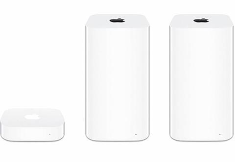 最后两款 AirPort 产品下架 苹果路由器时代完结