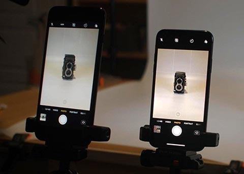国外网友实测:iPhone X长焦镜头进光需求大降