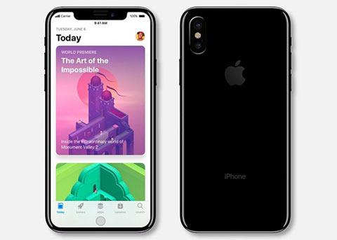 iPhone8什么时候上市?iPhone8或于9月22日正式上市