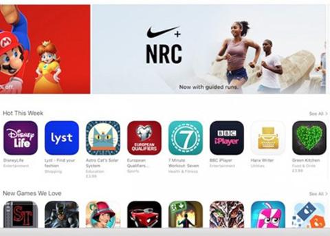 苹果悄然推出iTunes 12.6.3版本:App Store又回来了