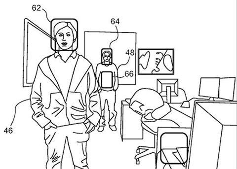 苹果新专利曝光:iPhone8或将采用面部识别技术?
