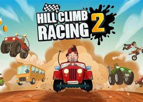 登山赛车2内购破解版下载 可免费获得宝石解锁赛车