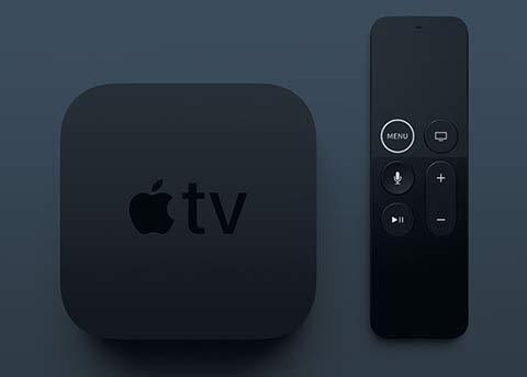 新Apple TV即将到来 或搭载A12仿生芯片