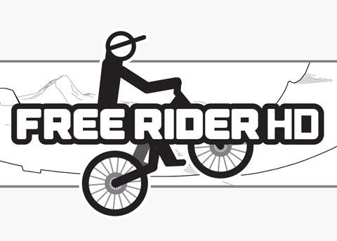 人气独立游戏《free rider HD》正式登陆iOS平台
