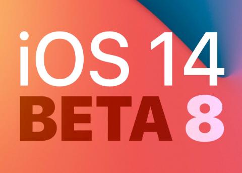 iOS 14 beta 8 第八个测试版发布,正式版即将到来