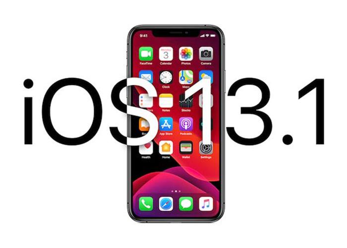 苹果同时推送 iOS 13.1 beta 4 开发者测试版和公测版