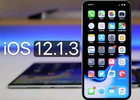 罕见的跳级推送:苹果发布iOS12.1.3 beta2