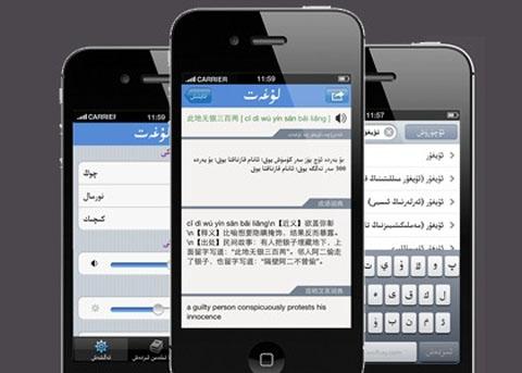 如何使用iPhone内置的词典