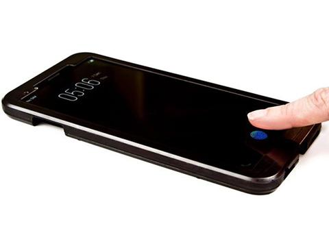 屏下指纹传感器即将量产 iPhone有机会?