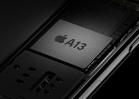 新一代A13芯片即将量产 性能强悍