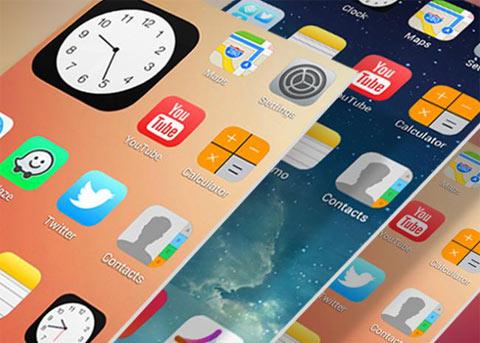 【玩机】无需越狱,让iOS文件夹一秒变圆形