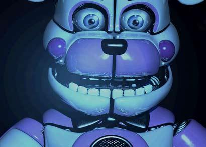 恐怖游戏《玩具熊的五夜后宫:姐妹地点》现已上架