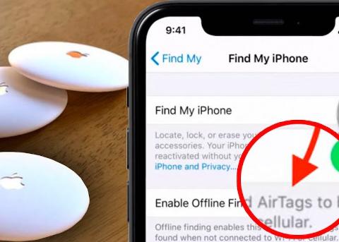 疑似苹果追踪设备AirTags实物曝光:爆料者称「明天见」