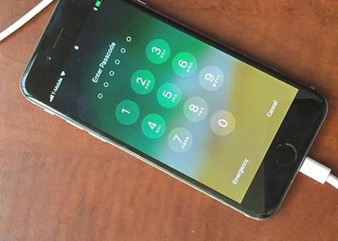 iOS11严重安全漏洞:iPhone密码被暴力破解