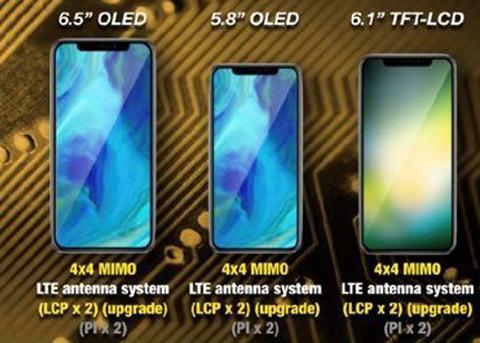 郭老师:新一代iPhone的天线设计将升级