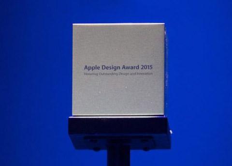 被取消了? WWDC17日程没有苹果设计大奖