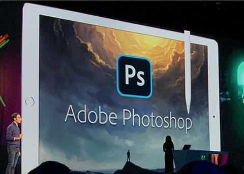 关于iPad版Photoshop CC你想知道的细节