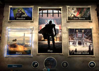 卡牌游戏《上古卷轴:传奇》预计3月23日上架iPad平台