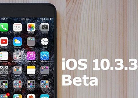 iOS10.3.3 beta4更新修复错误 iOS10.3.3描述文件哪里下载