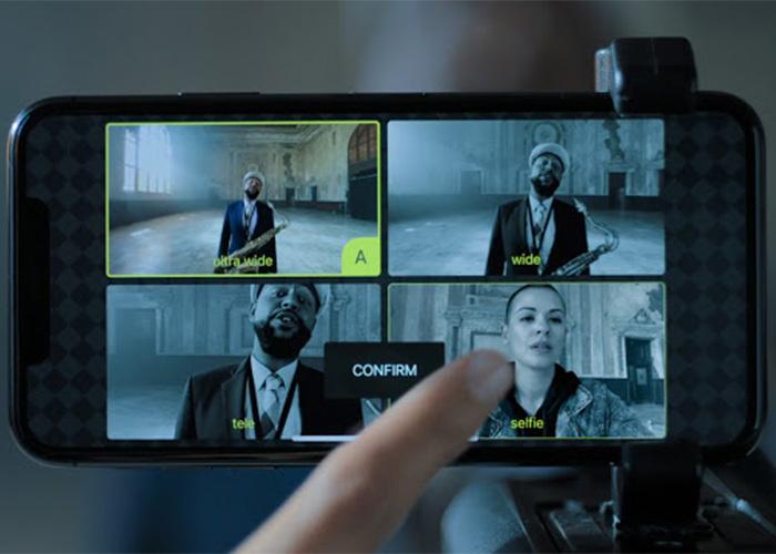 多镜头同步录像功能非iPhone 11专属,同样支持iPhone XS/XR