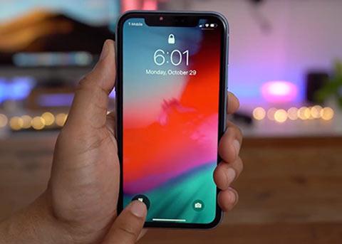 iOS12.1.2新功能:可调整iPhone XR触觉反馈响应速度