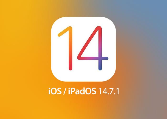 iOS 14.7.1发布:包含Apple Watch TouchID解锁问题修复