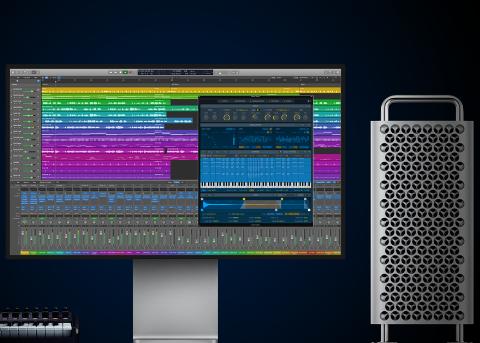 Final Cut Pro 和 Logic Pro 迎来升级,兼容 M1 芯片 Mac