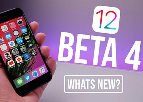 iOS12 beta4已发布 iOS12 beta4更新了什么?