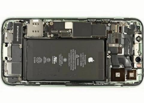 iPhone 12拆解:韩国产零部件比例增加,中国零件比例不足5%
