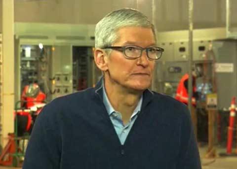 库克:iOS测试版下月更新 将允许用户关闭性能限制