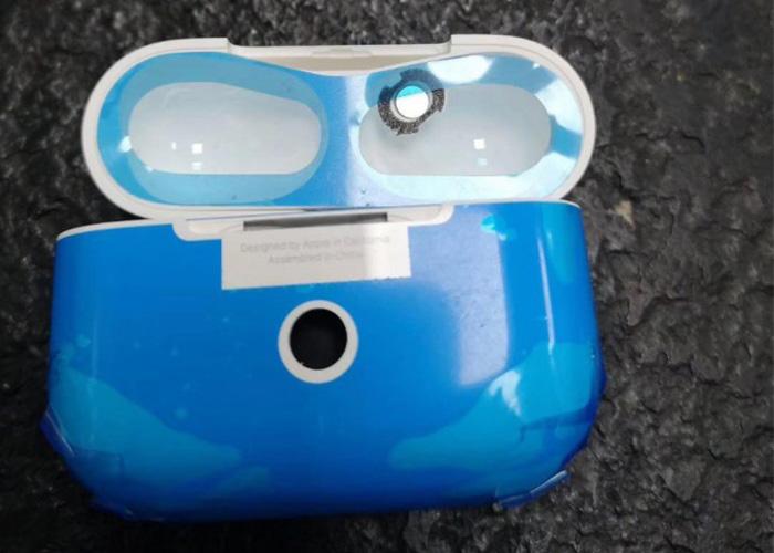疑似AirPods Pro充电盒再次曝光,消息人士透露月底直接上架发售
