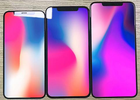 6.5英寸新iPhone或命名为iPhone Xs Max