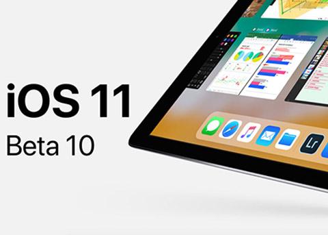 破九迎十!苹果iOS11 beta10也来了!